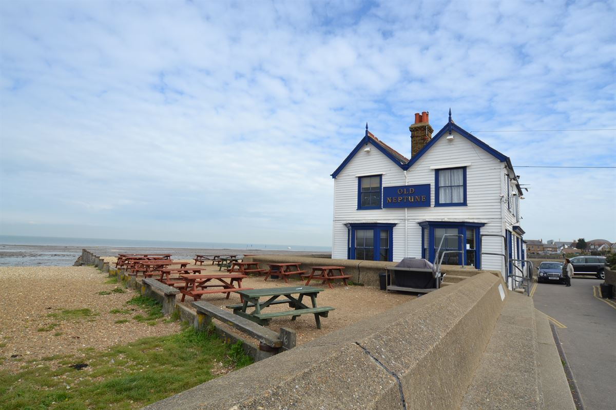 Whitstable Beach Huts For Sale